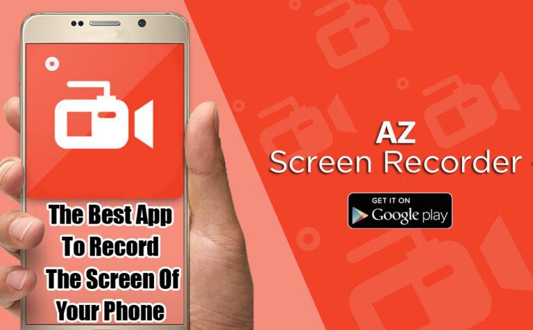 تطبيق مجاني لتسجيل شاشة هاتفك
