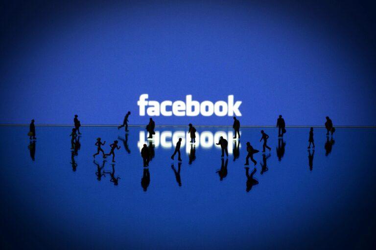 أنواع المحتوى في «فيسبوك»