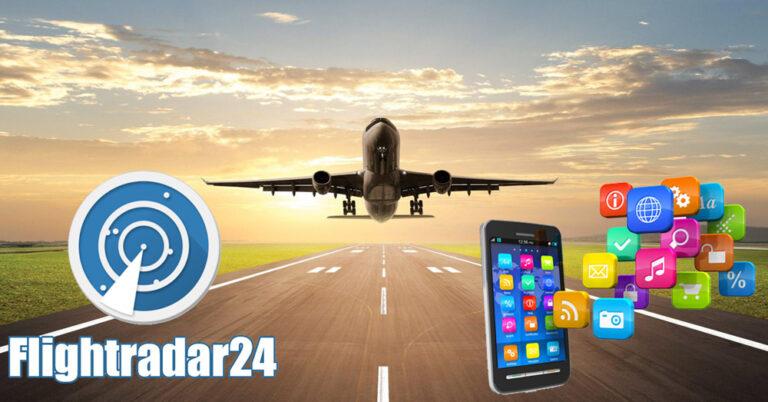 تطبيق لمتابعة الرحلات الجوية