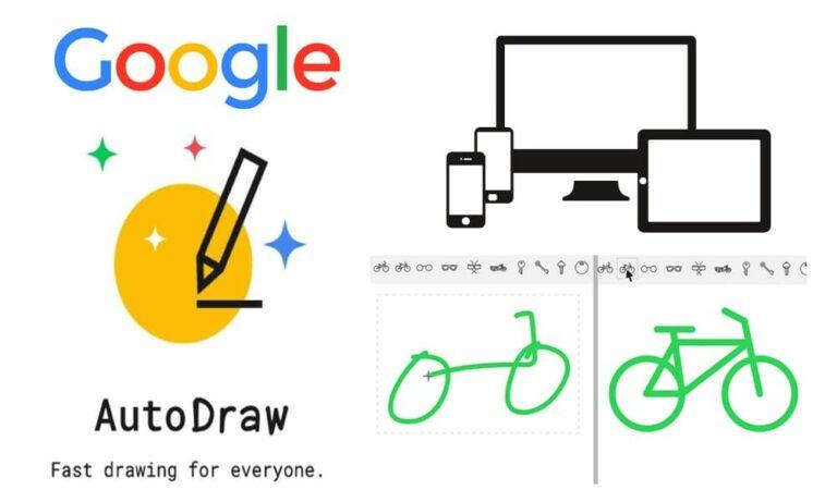 «جوجل» يرسم لك كل شيء!