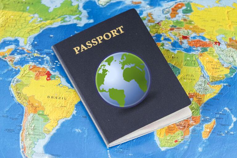 تقييم جواز سفرك