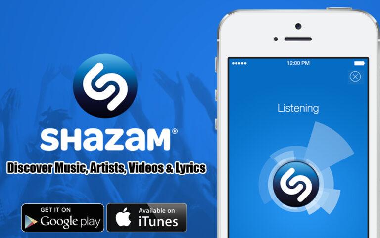 تطبيق يعرف الأغنية بمجرد سماعها!