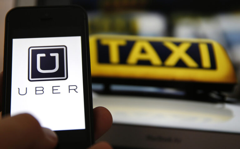 تاكسي «أوبر» الذكي
