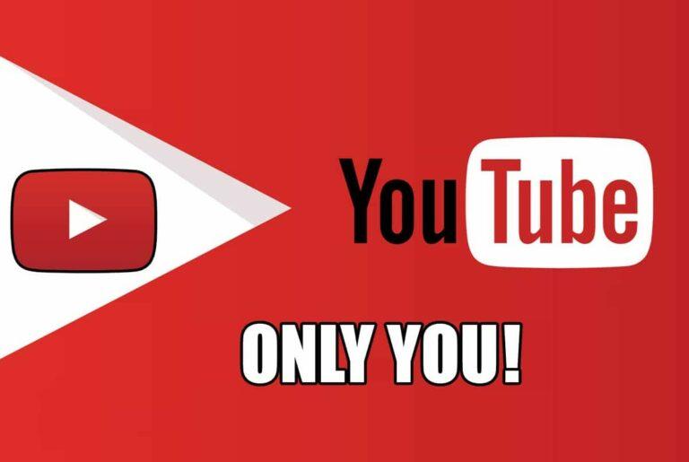 «يوتيوب» لم يشاهده غيرك!